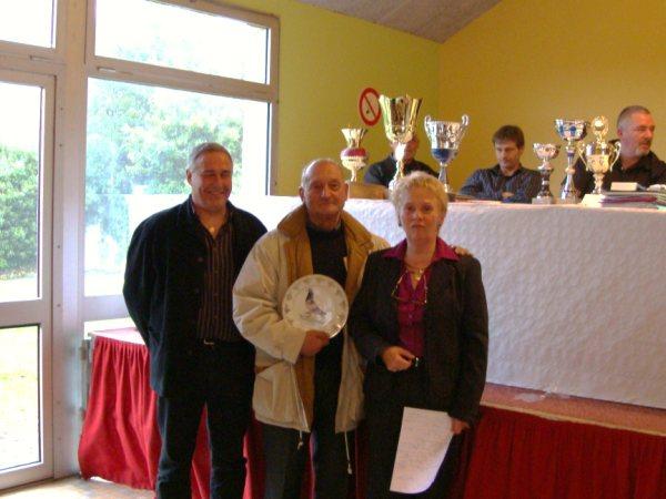 assemblée 9è région: Pierre AVRONS récompensé